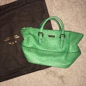 Kate Spade Small Green Handbag